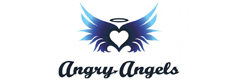 Angry Angels Shoes for sale at Little Feet Barrowford, just off the M65